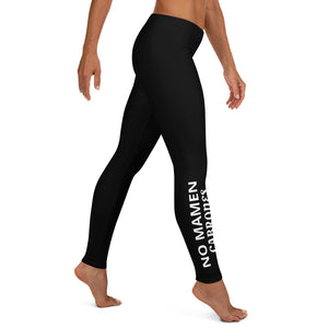 No Mamen Cabrones Leggings - Xóchitl Gift Shop