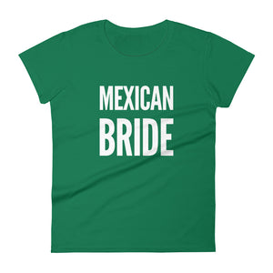 Mexican Bride Women's short sleeve t-shirt - Xóchitl Gift Shop