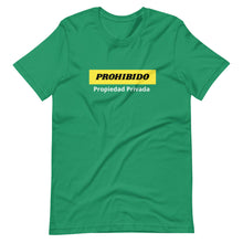 Load image into Gallery viewer, Prohibido Short-Sleeve Unisex T-Shirt