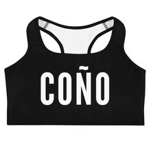 Load image into Gallery viewer, Coño Sports bra - Xóchitl Gift Shop