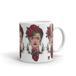 Frida Kahlo Mug - Xóchitl Gift Shop