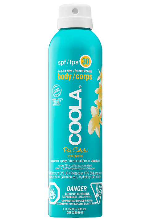 VAPORISATEUR - Protection solaire corps FPS 30 Pina Colada