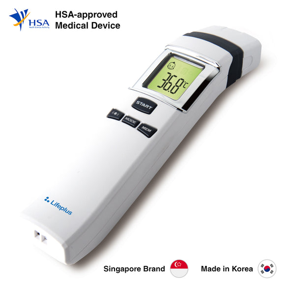 [Ready Stock in Singapore] Lifeplus Non-Contact Infrared Thermometer