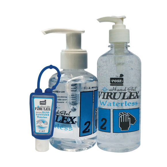 Virulex Waterless Alcohol Hand Sanitizer