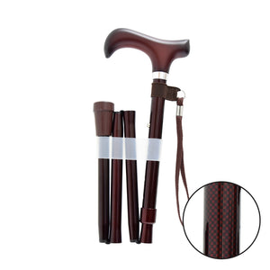 Mobees Standard Folding Walking Stick (regular)