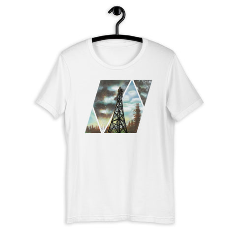 Radio Static T-Shirt - Subcinctus