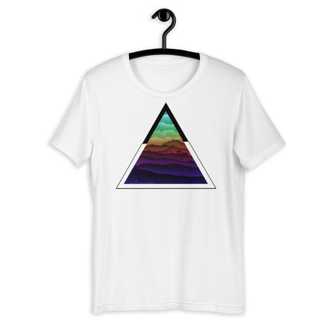 Traveler's Triangle T-Shirt - Subcinctus