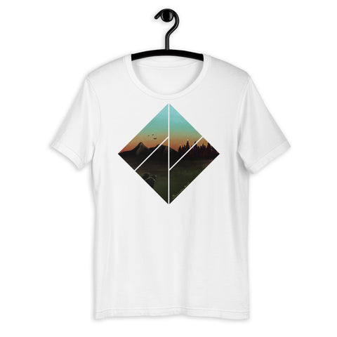 Sunset T-Shirt - Subcinctus
