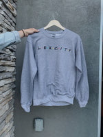 "LexCity ""Friends"" Sweatshirt"
