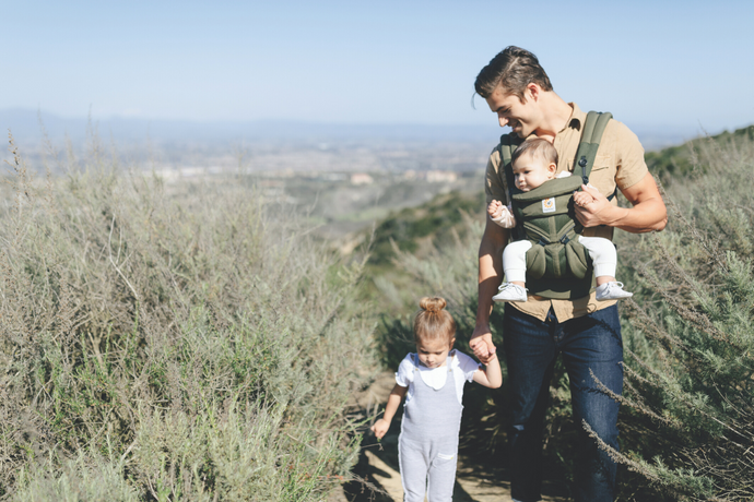 Real Men Wear Their Babies - Benefits of Babywearing for Dads