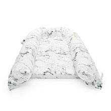 Load image into Gallery viewer, DockATot Grand Baby Lounger - Carrara Marble