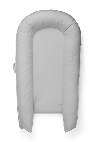 DockATot Grand Baby Lounger - Cloud Grey
