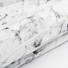 Load image into Gallery viewer, DockATot Deluxe+ Baby Nest - Carrara Marble