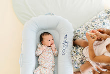 Load image into Gallery viewer, DockATot Deluxe+ Baby Nest - Celestial Blue