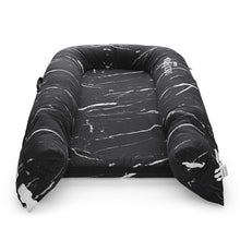 Load image into Gallery viewer, DockATot Deluxe+ Baby Nest - Black Marble