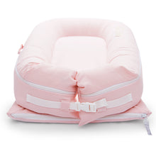 Load image into Gallery viewer, DockATot Deluxe+ Baby Nest - Strawberry Cream