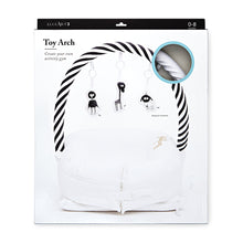 Load image into Gallery viewer, Toy Arch for Deluxe+ Dock - Pristine White