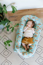 Load image into Gallery viewer, DockATot Deluxe+ Baby Nest - Jungle Cat
