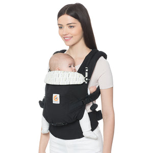 Ergobaby Adapt Baby Carrier: Downtown