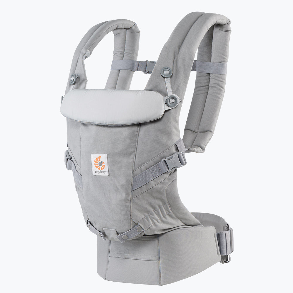 Ergobaby Adapt Baby Carrier: Pearl Grey