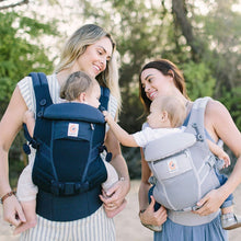 Load image into Gallery viewer, Ergobaby Adapt Baby Carrier: Cool Air Mesh - Deep Blue