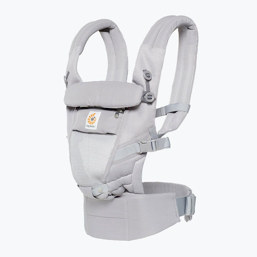 Ergobaby Adapt Baby Carrier: Cool Air Mesh - Pearl Grey