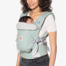 Load image into Gallery viewer, Ergobaby Adapt Baby Carrier: Frosted Mint