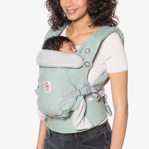 Ergobaby Adapt Baby Carrier: Frosted Mint