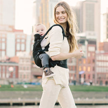 Load image into Gallery viewer, Ergobaby Adapt Baby Carrier: Black