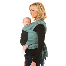 Load image into Gallery viewer, Ergobaby Stretch Wrap: Eucalyptus