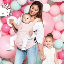 Load image into Gallery viewer, Ergobaby Hip Seat Baby Carrier: Hello Kitty - Play Time