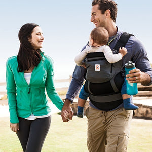 Ergobaby Original Baby Carrier: Performance - Charcoal