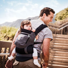 Load image into Gallery viewer, Ergobaby Original Baby Carrier: Performance - Charcoal