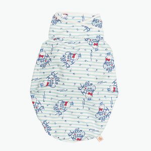 Ergobaby Swaddler: Hello Kitty - Sail Away