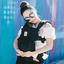 Load image into Gallery viewer, Ergobaby Omni 360 Baby Carrier: Pure Black