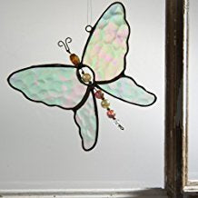 Butterfly Glass Art