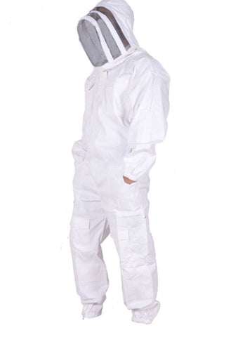 Youth Cotton Bee Suit