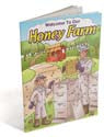 Our Farm Coloring Book w/ Crayons