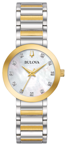 BULOVA Women's Futuro Diamond Watch 98P180
