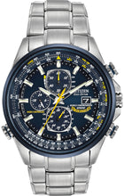 Load image into Gallery viewer, CITIZEN BLUE ANGELS WORLD CHRONOGRAPH A-T AT8020-54L