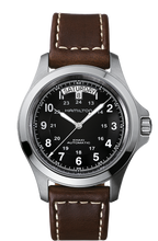 Load image into Gallery viewer, Hamilton Khaki Field King Auto H64455533