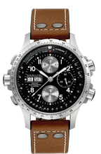Load image into Gallery viewer, Hamilton:KHAKI AVIATION X-WIND AUTO CHRONO H77616533