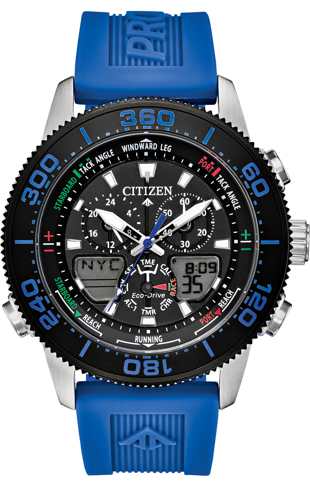 CITIZEN PROMASTER SAILHAWK JR4068-01E
