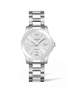 LONGINES CONQUEST 29MM STAINLESS STEEL L33764166
