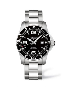 LONGINES HYDROCONQUEST 41MM AUTOMATIC DIVING WATCH L37424566