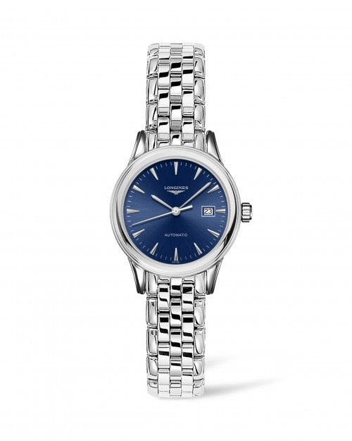 LONGINES FLAGSHIP 30MM BLUE DIAL AUTOMATIC L43744926