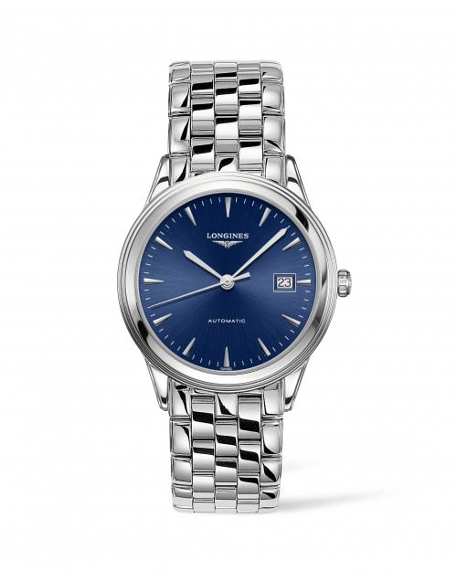 LONGINES FLAGSHIP 38MM BLUE DIAL AUTOMATIC L49744926