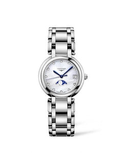 LONGINES PRIMALUNA 30MM STAINLESS STEEL L81154876