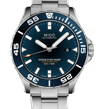 Load image into Gallery viewer, MIDO Ocean Star Diver 600 M0266081104100
