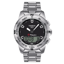Load image into Gallery viewer, TISSOT T-TOUCH II STAINLESS STEEL T047.420.11.051.00